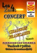 Affiche flyer A6 - 10,5 X 14,8 cm Affiches, flyers, tracts concert